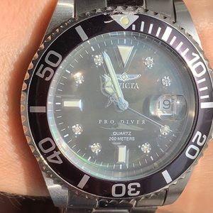 Invicta Limited Edition Men's Pro Diver Watch